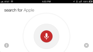 Google Chrome For IOS Updated With Conversational Voice